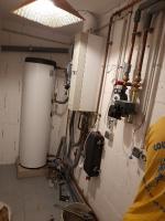 Remplacement chaudière gaz à condensation